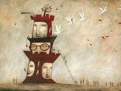 Ofra Amit - great Israely illustrator  http://www.ofra-amit.com/
