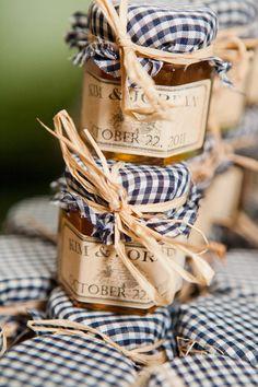 Honey Theme Wedding Ideas wedding favor