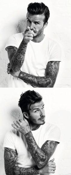 David Beckham tho