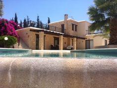 Agios Georgios Villa in Paphos, Cyprus. Great value for money. Fantastic Sea Views!