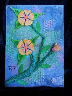 Barnsley Crafter: Flower Garden