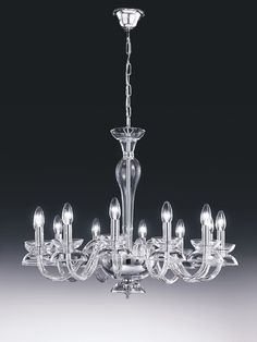 METALLUX Icaro Chandelier Light 197.166 | Chandeliers
