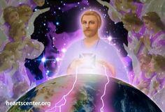 Violet Laser Light & Violet Flame for Spiritual Transformation Saint Germain, Transmutation, Llama Violeta, Twin Flame Love, Spiritual Transformation, Angel Images, Ascended Masters, Mystique, Angel Art