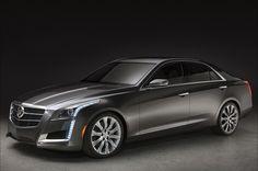 My next car. 2014 Cadillac Cts