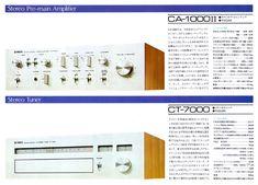 Amplifier Tuner 1976 Yamaha, Audio, Vintage, Primitive