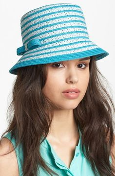 47a75993 Nordstrom 'Bow' Bucket Hat available at #Nordstrom Hats For Women, Bucket  Hat
