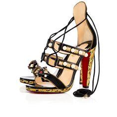 2e4c49d3c5f1 Women Shoes - Tudor Sandal Veau Velours - Christian Louboutin Louboutin  Online