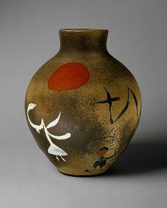 Joan Miró  (Spanish, Barcelona 1893–1983, Palma de Mallorca) | Vase, 1942