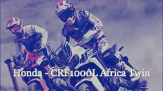 New Honda CRF1000L Africa Twin 2016 - Joan Barreda's First Impressions