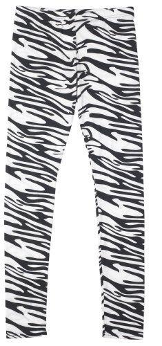 Energie Zebra Print Leggings BLACK Md « Impulse Clothes