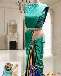 Satin Saree, Silk Satin, Silk Sarees, Blouse Designs, Shoulder Dress, Fabrics, Ship, Free, Instagram