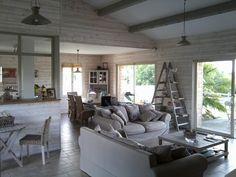 Un home sweet home qui joue la carte de l'authenticité | Visite privée - Cotemaison.fr