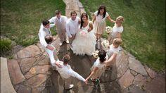 Bridal party picture idea