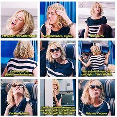 One of my favorite parts in Bridesmaids