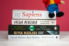 On Our bedside Table: A Memoir, A Biography, A Thriller, A Habot Book and A Brief History of Humankind Siya Kolisi, Book 1, The Book, Brief History Of Humankind, Book Corners, Book Recommendations, Memoirs, Bedside, Book Review