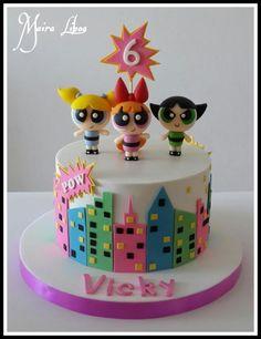 Powerpuff girls - Cake by Maira Liboa - CakesDecor
