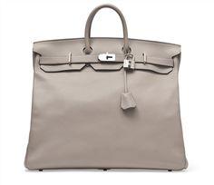 A biscuit leather haute á courroies bag Hermés bag, Hermés 2000 #hermes