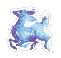 """""""Always"""" Stickers by salami-spots 