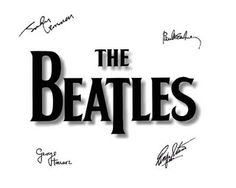The Beatles - Autographs Wallpaper Photo by SyraS92 | Photobucket
