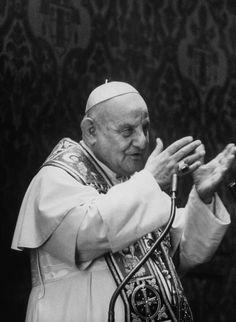 Saint John XXIII!!!