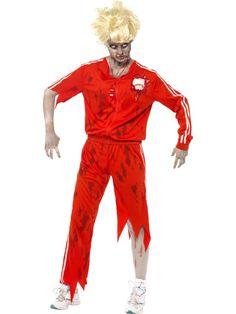 £28.99 Zombie Sports Teacher Costume
