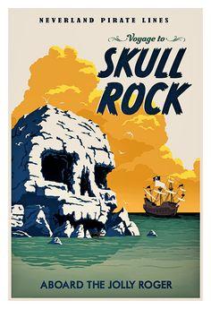 ✶ Skull Rock  by Steve Thomas ★