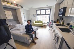 Six years ago, Jon Stovell and Reliance Properties built the first micro-lofts in Vancouver, turning