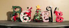 Believe Christmas craft