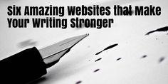 Six Amazing Websites that Make Your Writing Stronger | Blog de Cristina