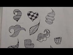 This video shows, the mehandi shapes which are very useful and basic. These shapes are evergreen and from the beginners point of view these are very helpful . Henna Designs On Paper, Basic Mehndi Designs, Hena Designs, Mehndi Designs For Girls, Mehndi Designs For Beginners, Dulhan Mehndi Designs, Mehndi Design Images, Henna Mehndi, Mehendi