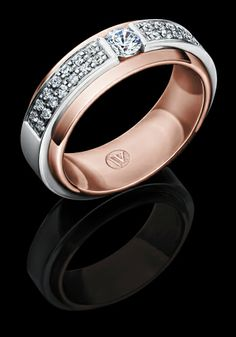 Schalin of Sweden – Lars Wallin   Diamond Rings