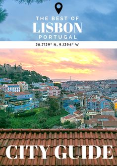 Przewodnik po Lizbonie | www.shakeit.pl