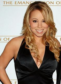 mariah carey Growing up in one of the poorest neighborhoods in Long Island, Mariah Carey grew up in near poverty. Lacking any toys or other fun things to do, she found her own fun by doing things like poisoning her dog and setting her parents' car on fire. Later, she moved to NYC and took several part-time jobs to help make ends meet. By chance, she met a Columbia Records exec at a party, and she used her soulful voice to talk him into checking out her music.