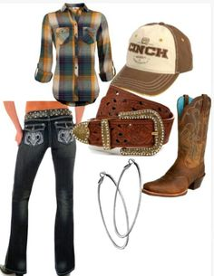 #countrygirl #countryoutfit #countryfashion For more Cute n' Country visit: www.cutencountry.com and www.facebook.com/cuteandcountry
