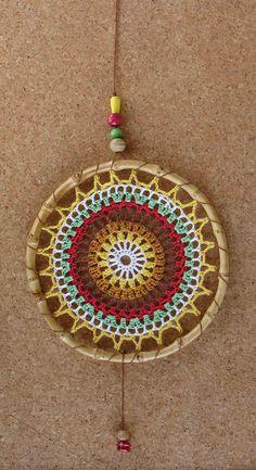 Mandalas para colgar : Mandala para colgar