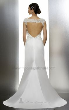 162 MOONLIGHT T611 IVORY SIZE 14 FORMAL WEDDING DRESS GOWN IN STOCK READY TO SHIP ONLY $599 CALL TODAY WEFINDIT4U EBAY ID 847 687 8220 #WEDDINGDRESS4LESS #DIANAPETERSEN