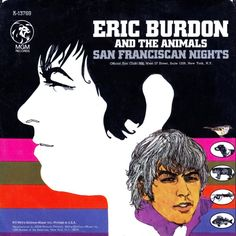 eric burdon and the animals - san franciscan nights /// listen to it on http://radioactive.myl2mr.com /// plattenkreisel - circular record shelf, dj booth, atomic cafe, panatomic, records, rod skunk, vinyl, raregroove, crate digging, crate digger, record collection, record collector, record nerd, record store, turntable, vinyl collector, vinyl collection, vinyl community, vinyl junkie, vinyl addict, vinyl freak, vinyl record, cover art, label scan