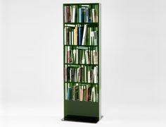 Bookshape by Davide Radaelli Design #bookshelf #bookcase
