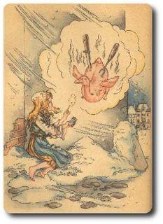 Silvestergeschichte: Das Mädchen mit den Schwefelhölzern von Hans Christian Andersen