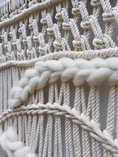 Combining two techniques- macrame and weaving- this piece is crafted to add texture to your walls while creating a cozy atmosphere perfect for entertaining guests. Dimensions: 36 inches wide & 45 inches long from hanger to fringe Ready to Ship!
