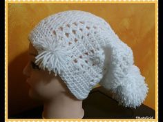 * TOTAL WHITE * ... IL CAPPELLINO !!! - YouTube
