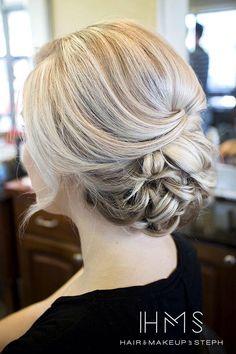 Ceremony hair!!