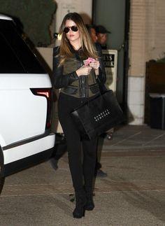 Khloe Kardashian - Khloe Kardashian Shops With Kylie & Kendall At Barneys New York