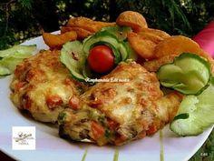 Csirkemell tejszínes-sajtos raguval Recept képpel - Mindmegette.hu - Receptek Meat Recipes, Chicken Recipes, Meat Meals, Poultry, Healthy Life, Turkey, Food And Drink, Nutrition, Lunch