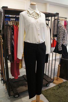 El #MelaoLook perfecto para ir a la oficina fabulosa y con estilo. #melao #moda #cafeto #nanysklozetparamelao #fashion #style #ootd #outfit