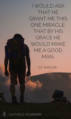 Saint Ansgar | Feast Day: February 3