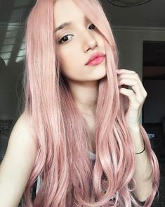 Gorgeoussee our honey @mariamobregon  is obsessed with candy pink wig.How do you love this onegirls?wig sku:edw1082Use Coupon Code:mom20 to get 20% Off on your order. www.everydaywigs.com#everydaywigs#wig#hairstyle#hairstyleforgirls#wavywig#longwig#longhair #hairstyles#lacefrontwig #beauty#frontlacewig #frontlacewigs#syntheticwigs#synthetic#pretty#instyle#color#bigsale#pink#candypink