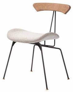 Lamb Chair  | Mid Century Modern Furniture | Affordable | Designer inspired | Modern Chairs - mfkto.com