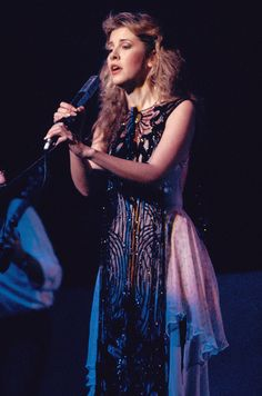 Stevie Nicks Mirage Tour