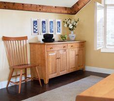 Unique country style, solid hardwood construction & exceptional Vermont craftsmanship. #madeinamerica